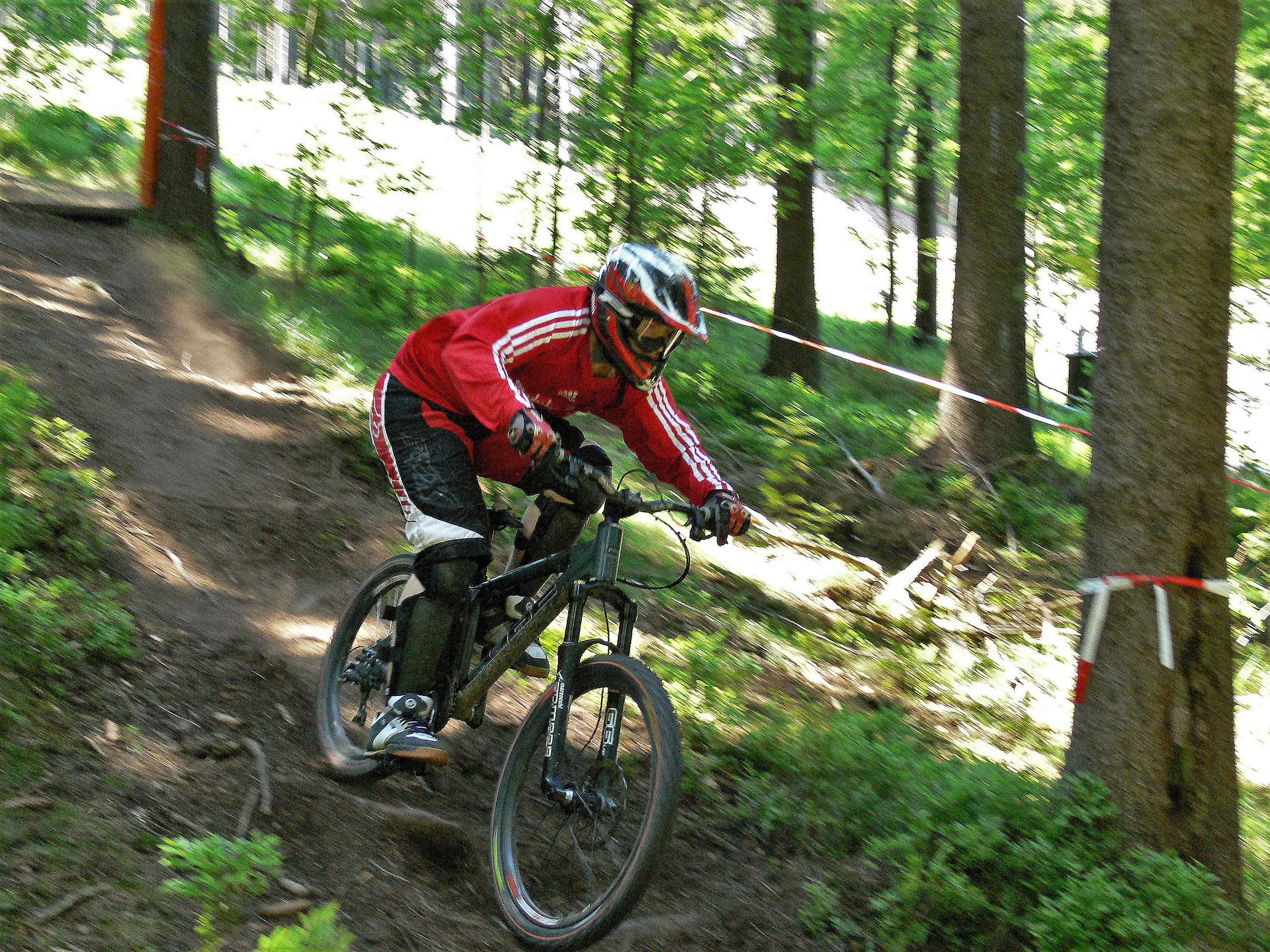 Downhill Rennsteig Bikearena Steinach